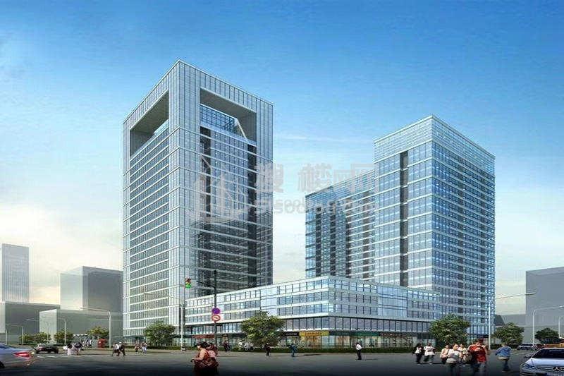兆润领寓商务广场-相城区办公室出租