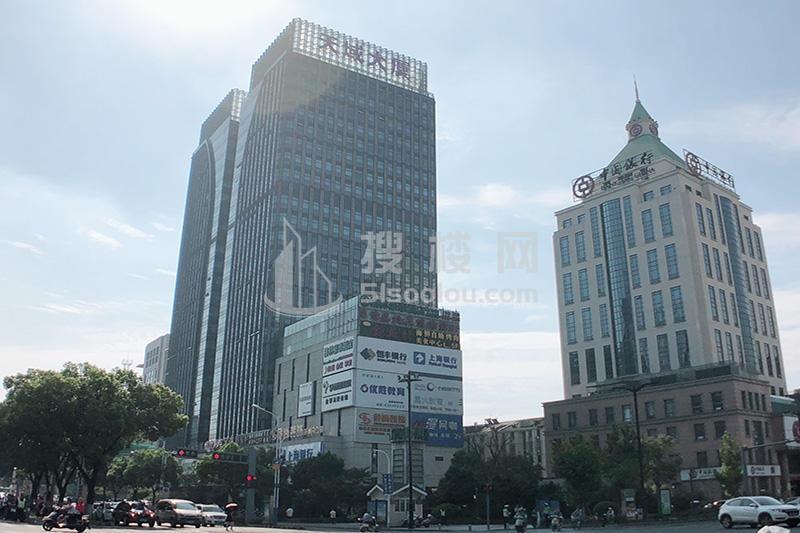 苏州写字楼出租说说创业公司如何选择合适的办公场地?