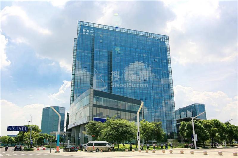 建屋紫金东方-园区办公室出租