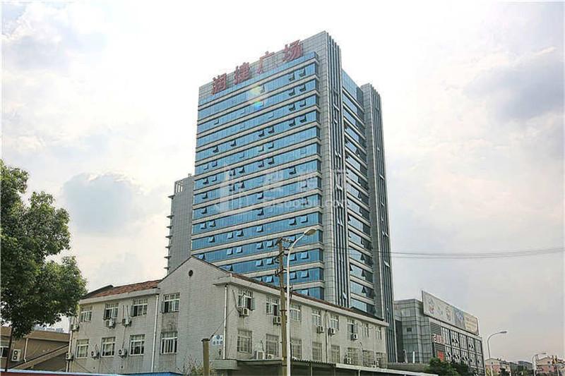 润捷广场-高新区办公室出租
