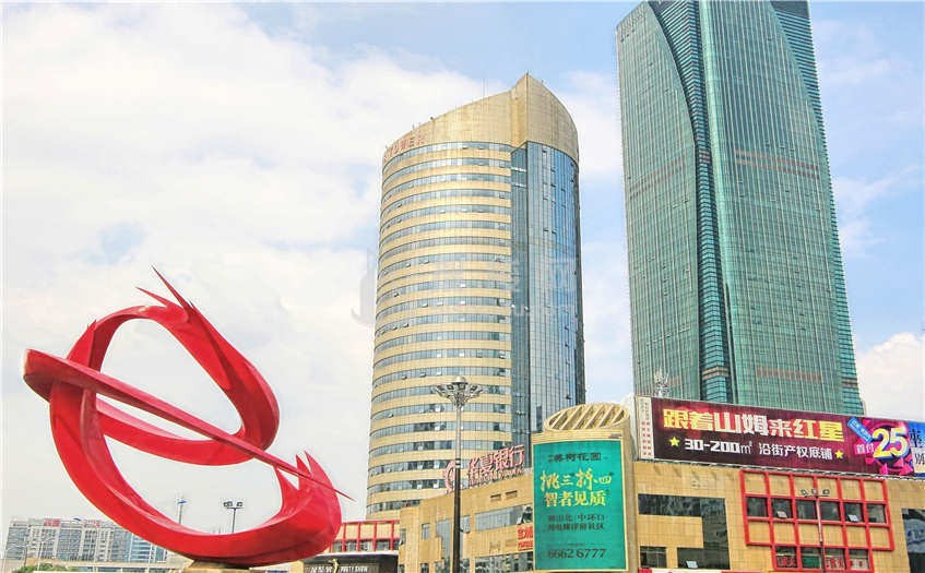 金狮大厦-高新区办公室出租