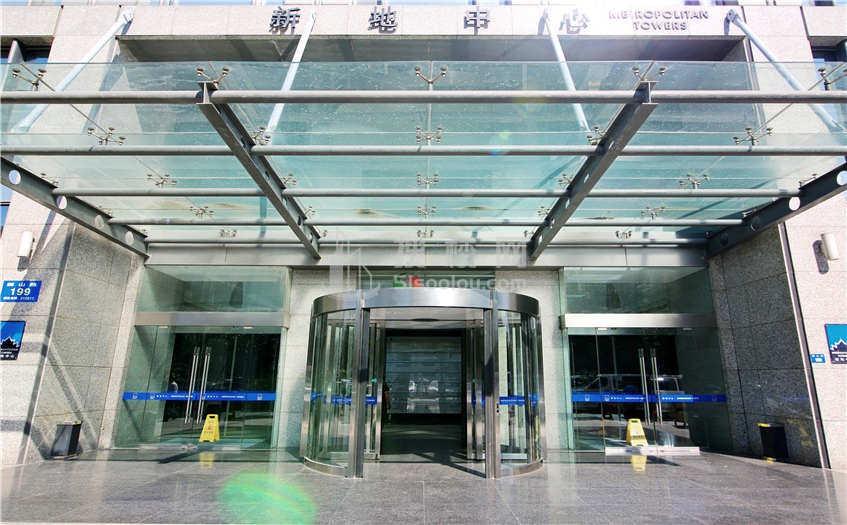 苏州写字楼新地中心