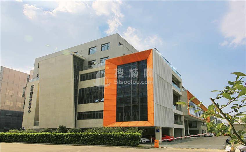 盈联国际外包中心-园区办公室出租