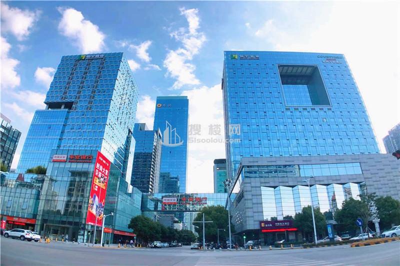 恒宇广场100平、200平、300平、500平及以上写字楼出租