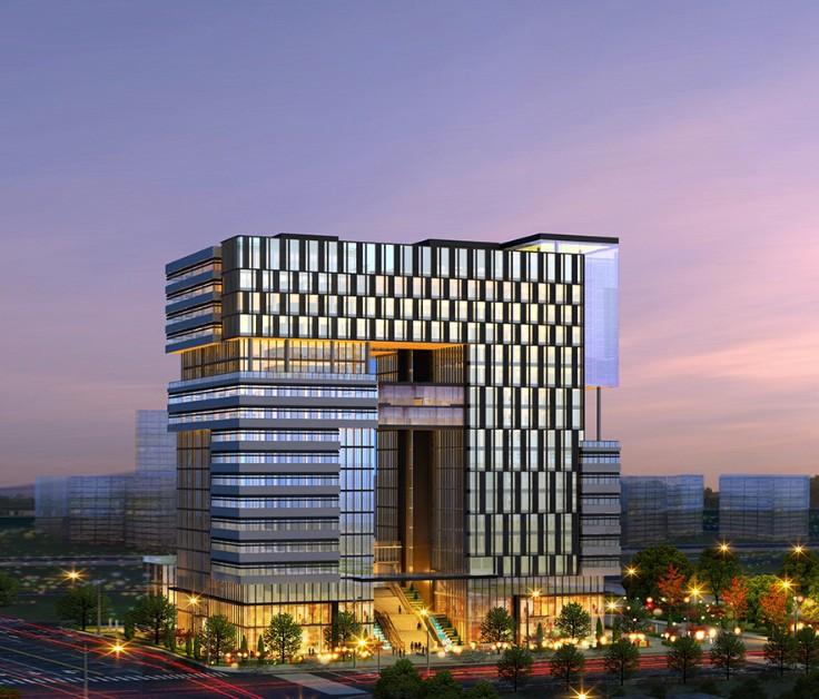 稻谷國際中心
