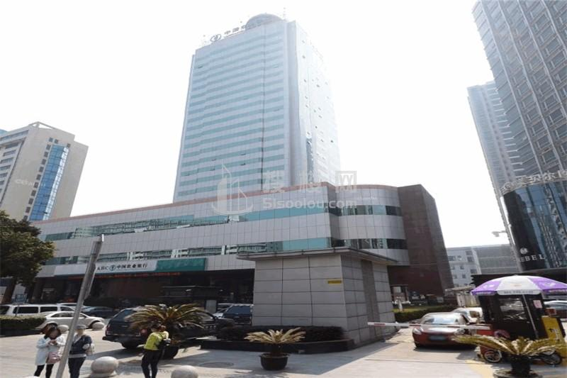华福大厦-高新区办公室出租
