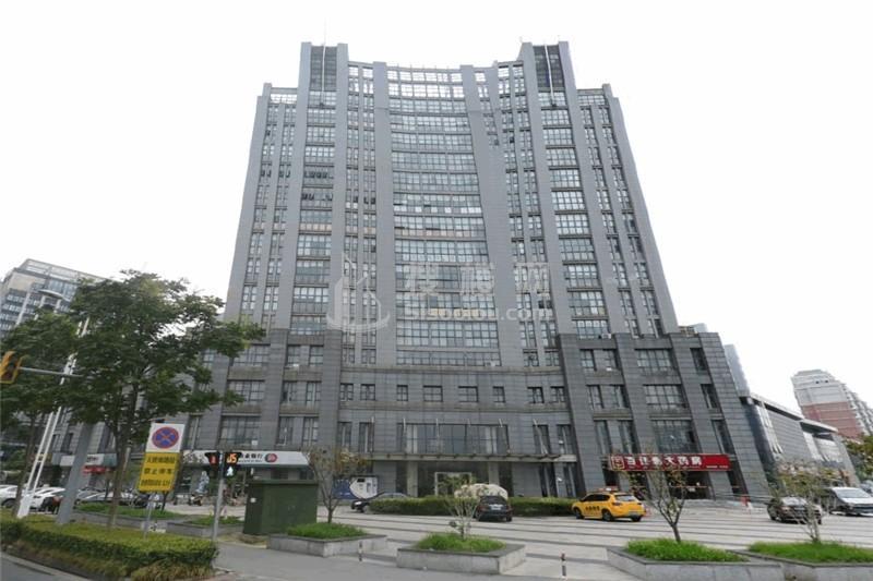 汇杰商务大厦-昆山市办公室出租
