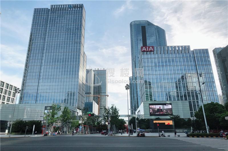 苏州写字楼苏悦广场
