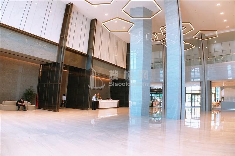 苏州写字楼平安财富中心